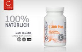 C 300 PLUS Bioflavonoiden (120 Tab)