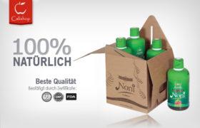 Organic Noni Pack (3+1)