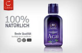 Organic Acai (473ML)