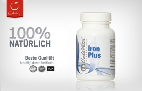 Iron Plus (100 Tabletten)