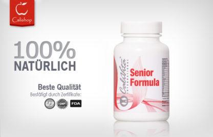 Multivitamin für ältere Menschen