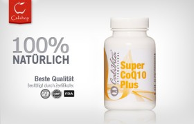Super CoQ10 Plus (120 Kaps)