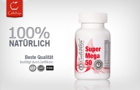 Super Mega 50 (90 Tabletten)