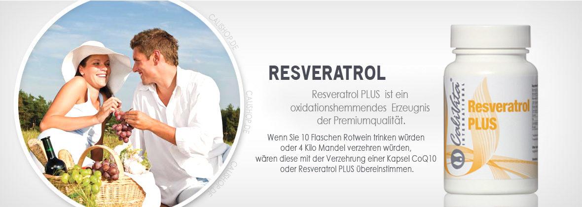produkte calivita- resveratrol mit q10