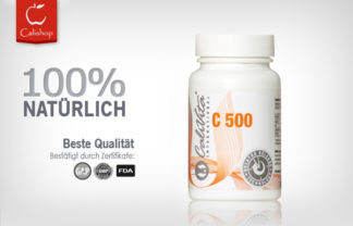 Vitamin C von höherer Dosis
