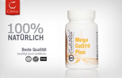 Megadosierte Q10 mit Antioxidantien