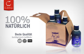 Organic Acai Pack (3+1)
