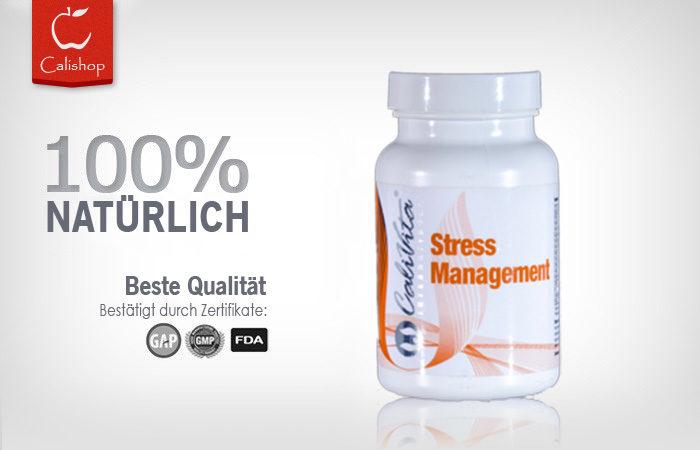 Stress senkender Vitamin B-Komplex